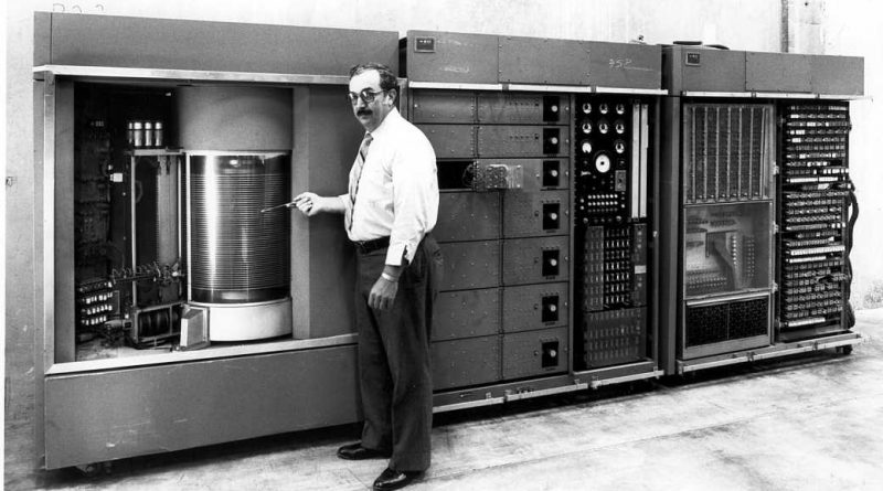 RAMAC IBM 305
